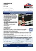 Radbar Flexible Hydrocarbon Membrane