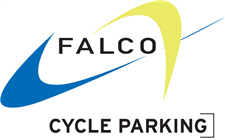 Falco UK Ltd logo.