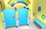 Little Ones Toilet Cubicles