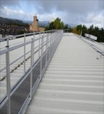 Ascent™ Aluminium Walkway System for Metal Profiled Roofs