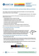 Building Regulations & Stairways Explained