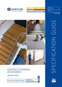 Flooring Accessories & Access Solutions Specification Guide 2016