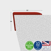 Q Range – PVC-U Stair Nosing for Concrete and No Floorcovering