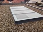 RG-80 Fixed Flatglass Multi Pane Rooflight