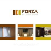 Forza Defining Doors: Timber Veneer & Laminate Doors, Panels and Doorframes