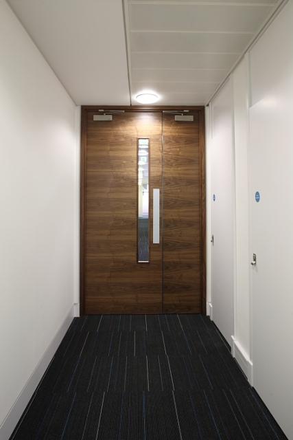 Fd30 Timber Internal Flush Doors Forza Doors Limited