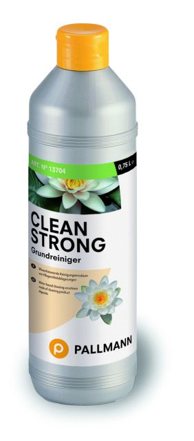CLEAN STRONG