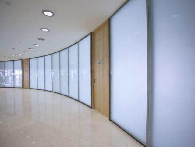 life 137 glass partition lindner ag. Black Bedroom Furniture Sets. Home Design Ideas