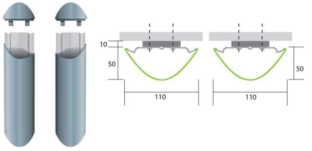 Profile Protection: BL110 Bed Locator