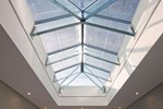 VAGI Glass Beam Supported Multi-Panel Rooflight
