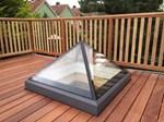 VAGI Pyramid and Lantern Rooflights - Fixed