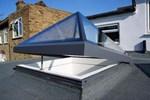 VAGI Pyramid and Lantern Rooflights - Opening
