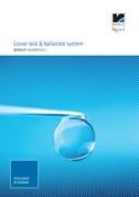 RENOLIT ALKORPLAN L waterproofing membrane single ply  Loose Laid & Ballasted System