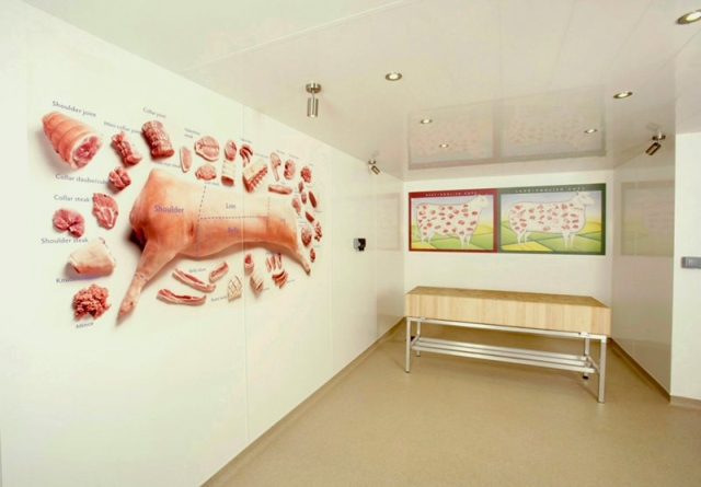 Altro Whiterock™ Hygienic Ceiling