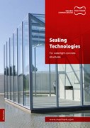 Sealing Technologies for watertight concrete structures