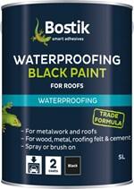 Waterproofing Black Paint