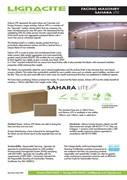 Facing Masonry - SaharaLITE Range