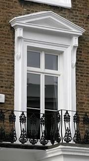 Clic Single and French Balcony Doors - Mumford & Wood Ltd on