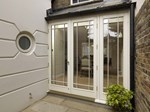 Conservation Single and French Doors