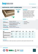 Knauf Insulation Soffit Linerboard Standard Insulation Data Sheet