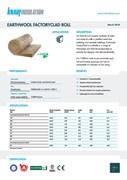 Knauf Insulation FactoryClad Roll 32 Insulation Data Sheet