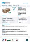 Knauf Insulation DriTherm 32 Ultimate Cavity Slab Insulation Data Sheet