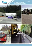 Specialist Kerbs & Permeable Paving