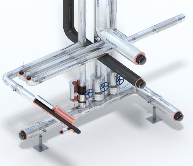 Kooltherm® FM Pipe Insulation System