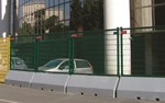 Publifor Standard Unit - Metal Mesh Fence Panel