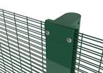 Securifor 4D and Bekasecure - Metal Mesh Fence Panel