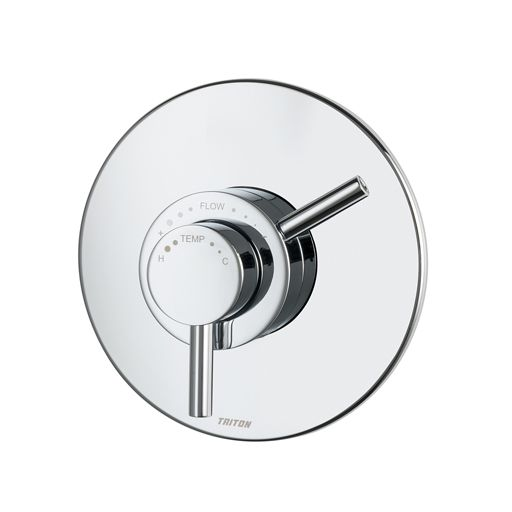 Elina TMV3 Built-In Concentric Inclusive Mixer Shower