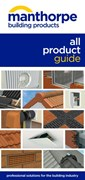 All Product Guide - loft doors, access panels, roofing, tile & slate vents, through wall & underfloor, cavity trays and closers, pipe & cable ducting and more