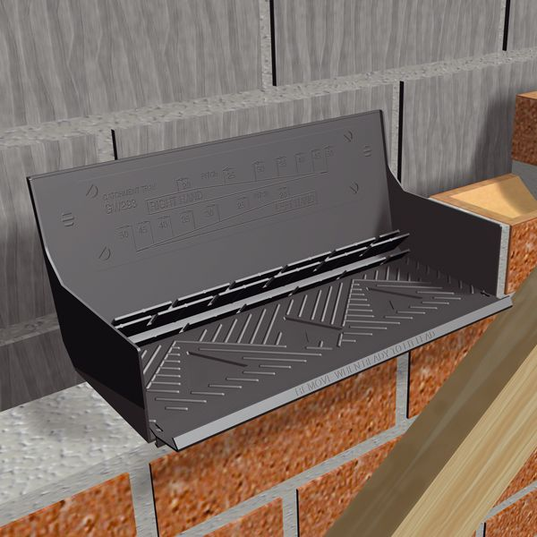 Catchment Cavity Trays Manthorpe Building Products Ltd