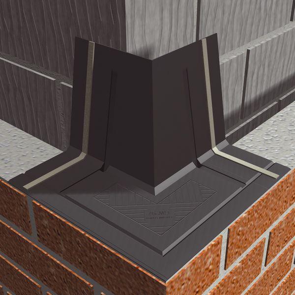 Corner Cavity Trays Manthorpe Building Products Ltd