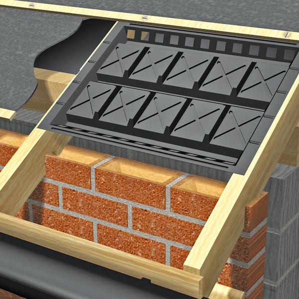 Cross Flow Eaves Panel Ventilators - Manthorpe Building