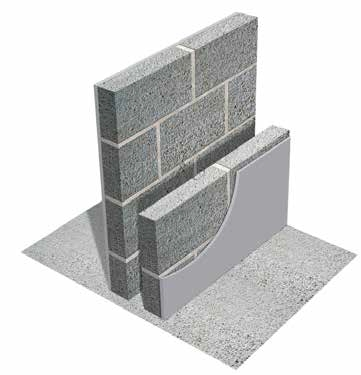 HD1056 Block Cavity Block Wall