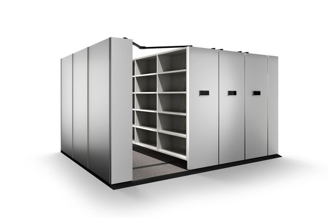 Compactus Dynamic Xtr Mobile Shelving Bruynzeel Storage