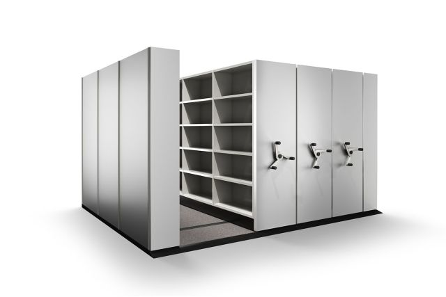 Compactus Original XTR Mobile Shelving