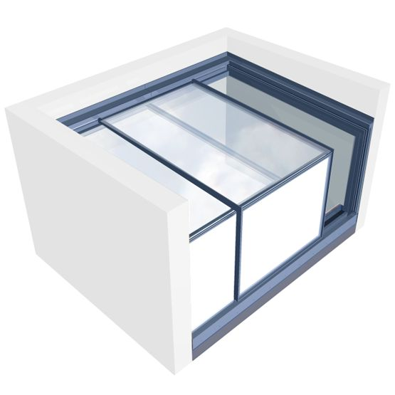 GV Standard Box Rooflight
