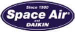 Space Airconditioning plc logo.