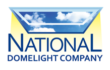National Domelight Company, trading name of IDDC Ltd logo