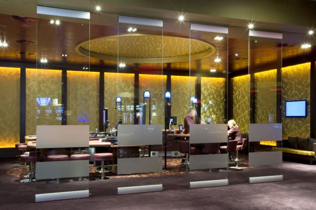 Dorma Varitrans Moveable Glass Wall Style Moveable
