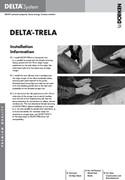 Delta-Trela Installation Information