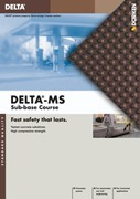 Delta-MS Sub-base Course Protection System
