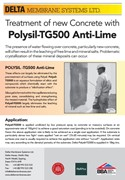 Delta Polysil-TG500 Anti-Lime