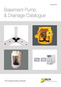Basement Pump & Drainage Catalogue