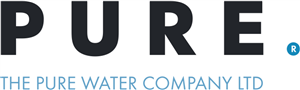 The PURE Water Co Ltd logo