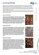 ABG Green Roof Growing Media Datasheet