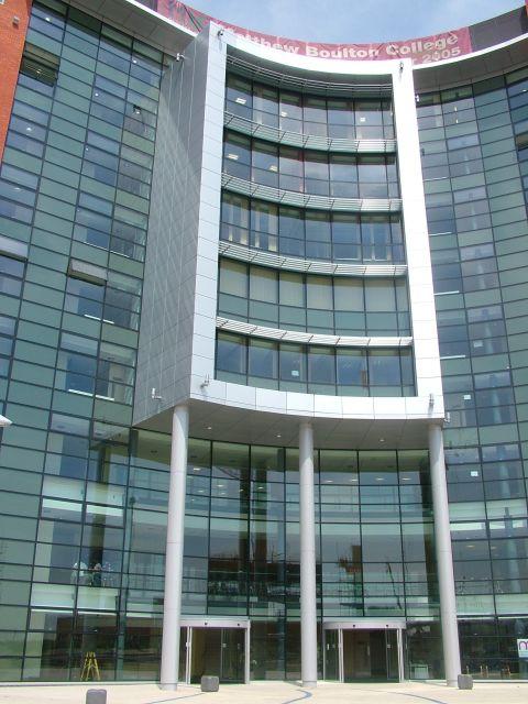 Spandrel Panels Eltherington Group Ltd