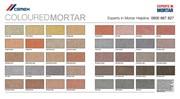 Mortar Colour Guide